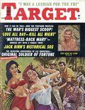 Target (1961-1963 V.I.P. Publications Inc.) Magazine Vol. 1 #3
