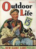 Outdoor Life (1926-1974 Godfrey Hammond) Magazine Vol. 80 #3