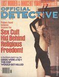 Official Detective Stories (1934-1995 Detective Stories Publishing) Vol. 49 #6