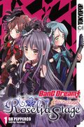 BanG Dream! Girls Band Party! Roselia Stage GN (2020- Tokyopop) 1-1ST
