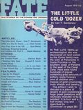 Fate Magazine (1948-Present Clark Publishing) Digest/Magazine Vol. 25 #8