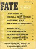 Fate Magazine (1948-Present Clark Publishing) Digest/Magazine Vol. 20 #2
