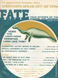 Fate Magazine (1948-Present Clark Publishing) Digest/Magazine Vol. 21 #12