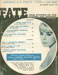 Fate Magazine (1948-Present Clark Publishing) Digest/Magazine Vol. 21 #8
