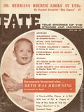 Fate Magazine (1948-Present Clark Publishing) Digest/Magazine Vol. 21 #7