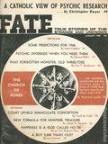 Fate Magazine (1948-Present Clark Publishing) Digest/Magazine Vol. 21 #1
