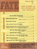 Fate Magazine (1948-Present Clark Publishing) Digest/Magazine Vol. 13 #2