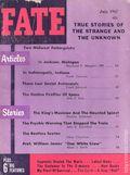 Fate Magazine (1948-Present Clark Publishing) Digest/Magazine Vol. 15 #7