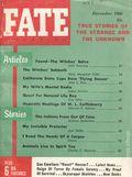 Fate Magazine (1948-Present Clark Publishing) Digest/Magazine Vol. 13 #12
