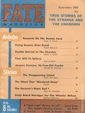 Fate Magazine (1948-Present Clark Publishing) Digest/Magazine Vol. 13 #9