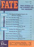 Fate Magazine (1948-Present Clark Publishing) Digest/Magazine Vol. 13 #8