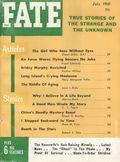 Fate Magazine (1948-Present Clark Publishing) Digest/Magazine Vol. 13 #7