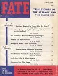 Fate Magazine (1948-Present Clark Publishing) Digest/Magazine Vol. 13 #4