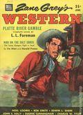 Zane Grey's Western Magazine (1946-1954 Dell) Pulp Vol. 7 #4