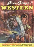 Zane Grey's Western Magazine (1946-1954 Dell) Pulp Vol. 7 #1