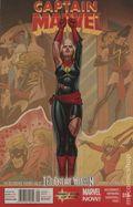 Captain Marvel (2012 7th Series) 14A.N