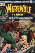 Werewolf by Night (1972 1st Series) UK Edition 14UK