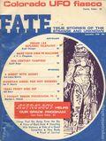 Fate Magazine (1948-Present Clark Publishing) Digest/Magazine Vol. 21 #9