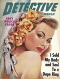 Detective World (1943-1981 Detective World Inc) True Crime Magazine Vol. 6 #3