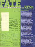 Fate Magazine (1948-Present Clark Publishing) Digest/Magazine Vol. 28 #8