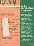 Fate Magazine (1948-Present Clark Publishing) Digest/Magazine Vol. 28 #9