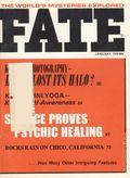 Fate Magazine (1948-Present Clark Publishing) Digest/Magazine Vol. 29 #1