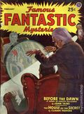 Famous Fantastic Mysteries (1939-1953 Frank A. Munsey/Popular/Altus) Pulp Feb 1946