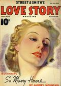Love Story Magazine (1921-1947 Street & Smith) Free Copy Sampler Jan 29 1938