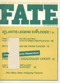 Fate Magazine (1948-Present Clark Publishing) Digest/Magazine Vol. 28 #11