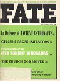 Fate Magazine (1948-Present Clark Publishing) Digest/Magazine Vol. 29 #9