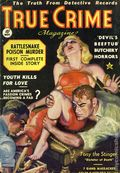 True Crime Magazine (1936 Western Fiction Publishing) Pulp Vol. 1 #2