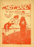 Hot Dog The Regular Fellows Monthly (1922 Merit Publishing) Vol. 1 #3