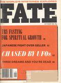 Fate Magazine (1948-Present Clark Publishing) Digest/Magazine Vol. 29 #10
