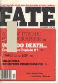 Fate Magazine (1948-Present Clark Publishing) Digest/Magazine Vol. 29 #12
