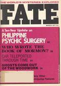 Fate Magazine (1948-Present Clark Publishing) Digest/Magazine Vol. 30 #3