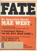 Fate Magazine (1948-Present Clark Publishing) Digest/Magazine Vol. 30 #4