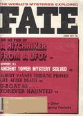 Fate Magazine (1948-Present Clark Publishing) Digest/Magazine Vol. 30 #6