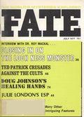 Fate Magazine (1948-Present Clark Publishing) Digest/Magazine Vol. 30 #7