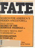 Fate Magazine (1948-Present Clark Publishing) Digest/Magazine Vol. 30 #8