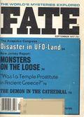 Fate Magazine (1948-Present Clark Publishing) Digest/Magazine Vol. 30 #9