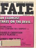 Fate Magazine (1948-Present Clark Publishing) Digest/Magazine Vol. 30 #10