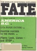 Fate Magazine (1948-Present Clark Publishing) Digest/Magazine Vol. 30 #11