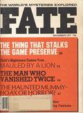 Fate Magazine (1948-Present Clark Publishing) Digest/Magazine Vol. 30 #12