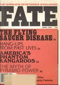 Fate Magazine (1948-Present Clark Publishing) Digest/Magazine Vol. 31 #4