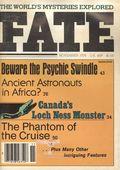 Fate Magazine (1948-Present Clark Publishing) Digest/Magazine Vol. 31 #11
