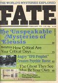 Fate Magazine (1948-Present Clark Publishing) Digest/Magazine Vol. 32 #2