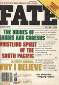 Fate Magazine (1948-Present Clark Publishing) Digest/Magazine Vol. 32 #8