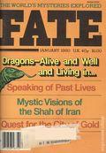 Fate Magazine (1948-Present Clark Publishing) Digest/Magazine Vol. 33 #1