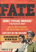 Fate Magazine (1948-Present Clark Publishing) Digest/Magazine Vol. 33 #2