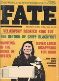 Fate Magazine (1948-Present Clark Publishing) Digest/Magazine Vol. 33 #3